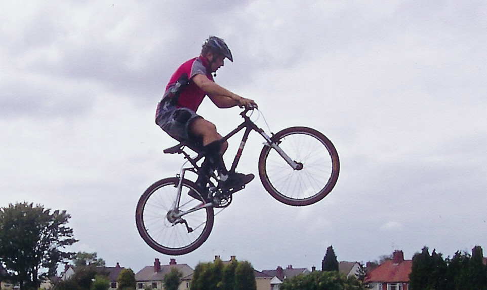Jez Mountain Bike 2