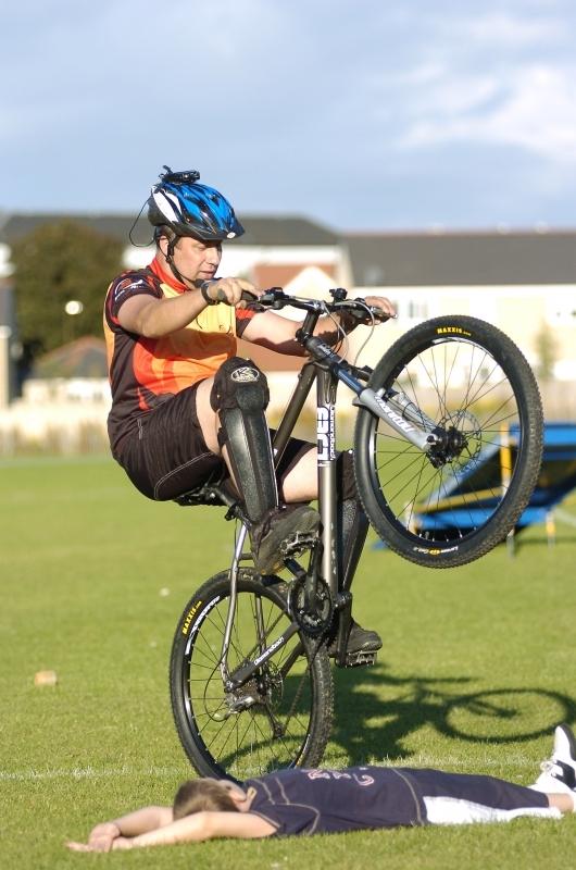 Jez Mountain Bike 4