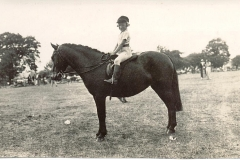 Cynthia Eagles of Walmley 1935